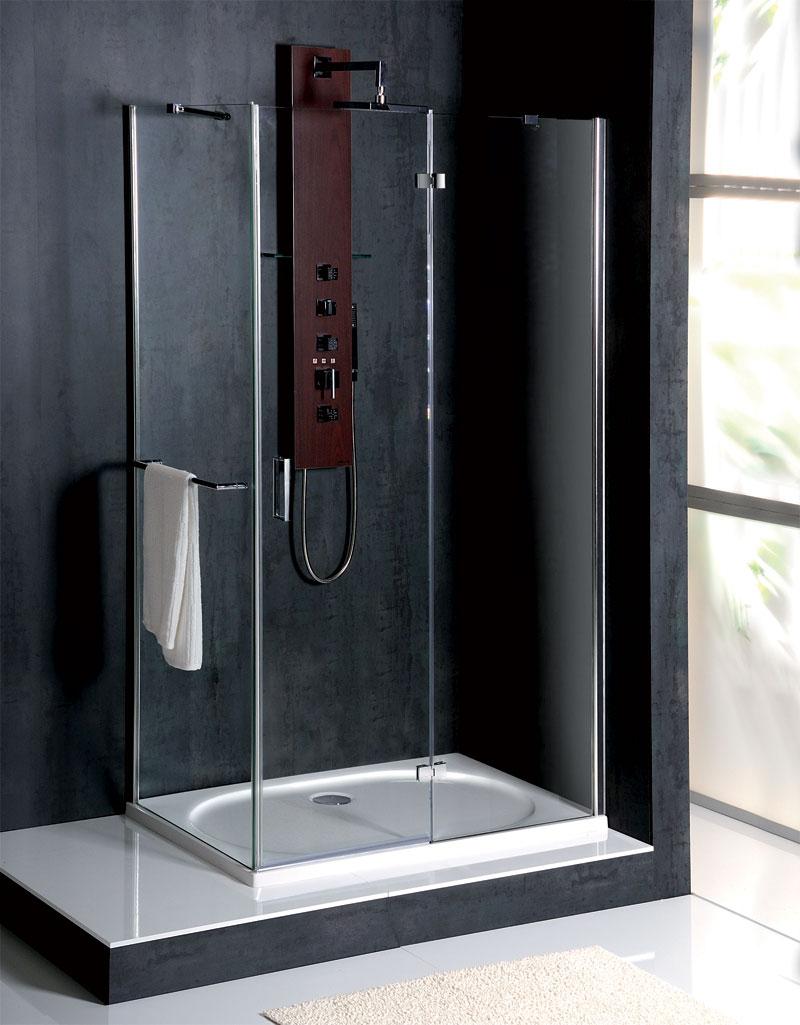 Cabine doccia vitra line cabina doccia rettangolare for Doccia rettangolare