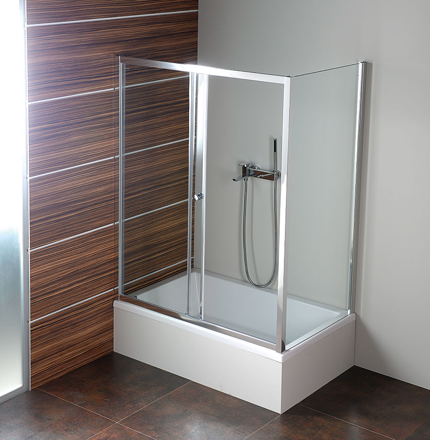 Shower trays acrylate - DEEP 120x90 - POLYSAN