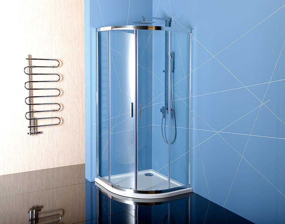 Cabine Doccia Complete : Cabine doccia easy line cabina doccia quarto di tondo r550 polysan
