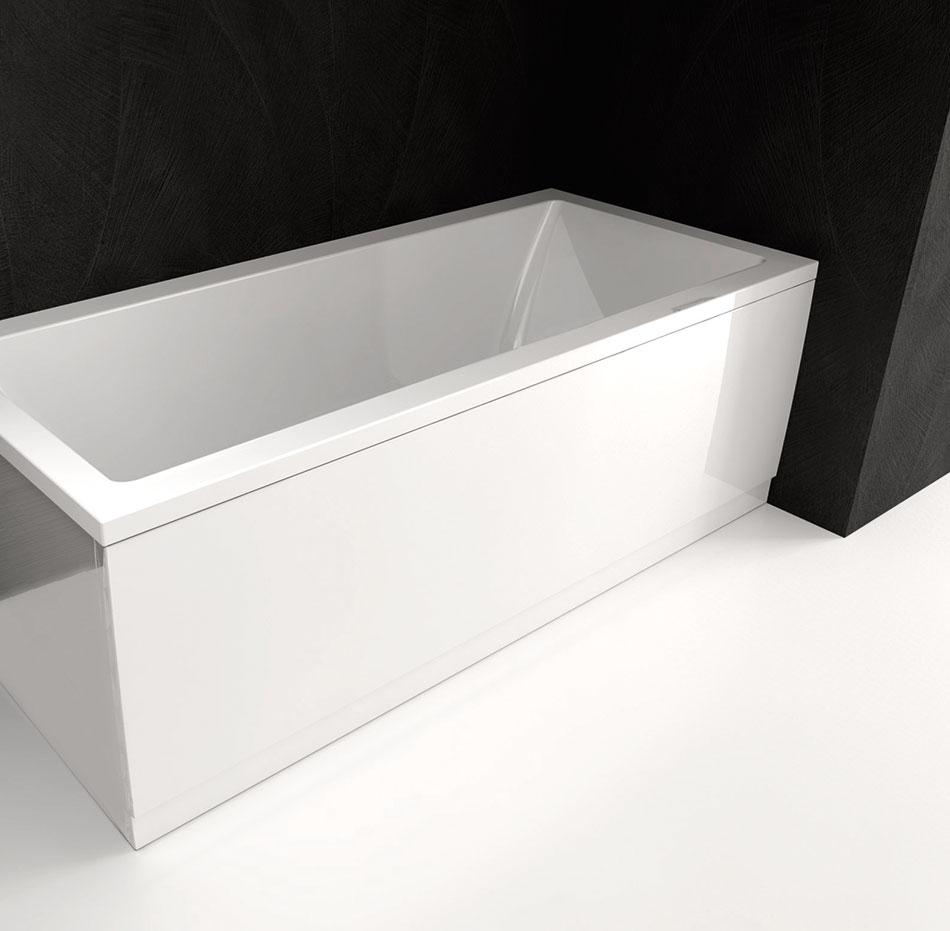 Vasca Da Bagno 120x70 Cm.Vasche Rettangolari Per Una Persona Lily 120x70 Polysan