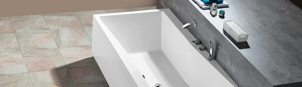 baignoires rectangulaires pour deux personnes quest. Black Bedroom Furniture Sets. Home Design Ideas