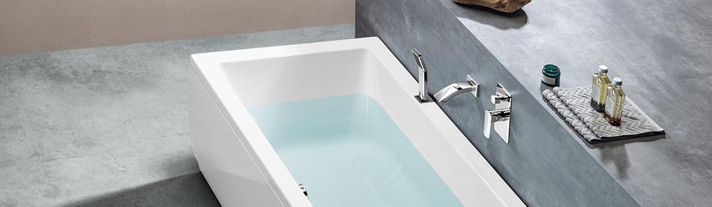 Vasca Da Bagno 180 X 70.Vasche Rettangolari Per Due Persone Krysta 180x70 Polysan