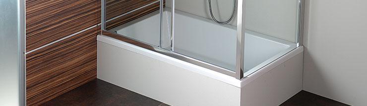 brodziki deep 120x90 polysan. Black Bedroom Furniture Sets. Home Design Ideas
